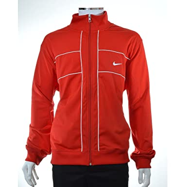Nike 458777 - 010 - Chándal Hombre, rojo, M: Amazon.es: Deportes y ...