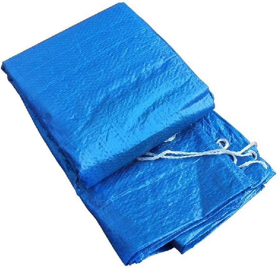 Bache a Bulle Bleu Ronde,B/âche /à Bulles pour Piscine Ronde Tubulaire 6ft//183cm