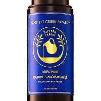 Organic Facial and Body butter Cream. Made of Almond, Olive, Castor, Vitamin E,...