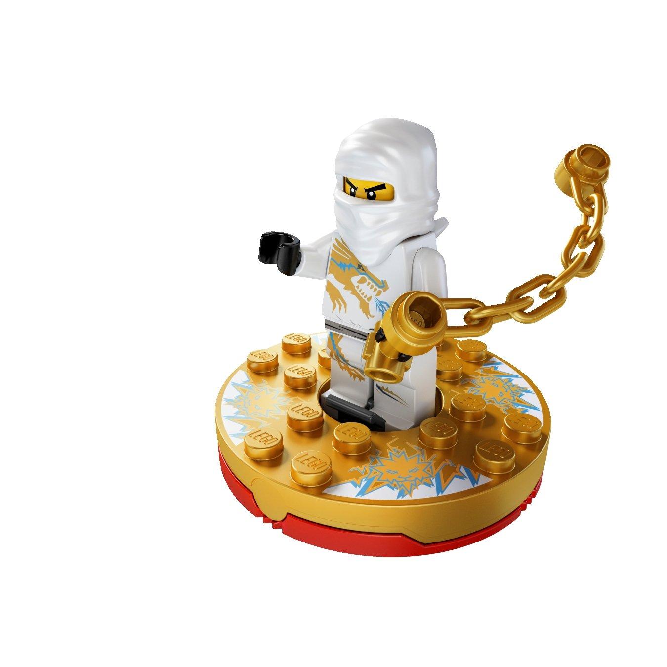 amazoncom lego ninjago zane dx toys games - Jeux De Lego Ninjago Spinjitzu