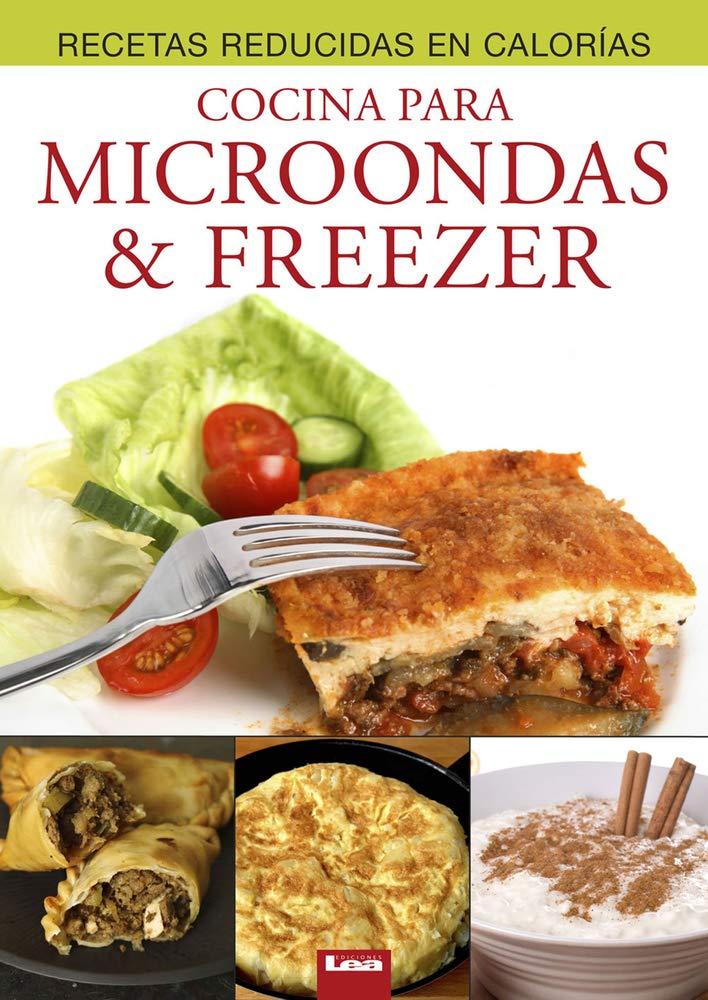 Cocina Para Microondas & Freezer: Amazon.es: Mara Iglesias: Libros