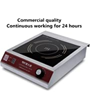 Larger 9 coil to handle larger cookware Stainless-steel body Aervoe Industries 6535 Max Burton Digital ProChef-3000 Induction Cooktop 100/° - 464/°F 10 temperature levels