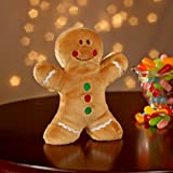 Gund Plush Gingerbread Man - Special Edition Made Exclusively for Peeps