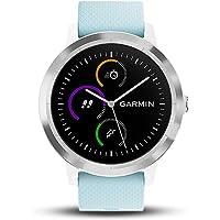 Garmin Vivoactive 3 Element GPS Watch White Azure,010-01769-A6