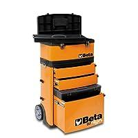 Chariot d'outils à deux compartiments C41H - Beta