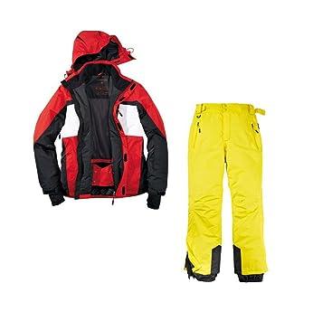 Crivit Traje de esquí. Traje de esquí Funcional para Hombre (Talla 50 m de