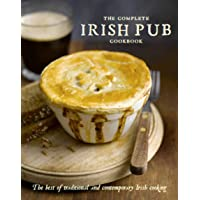The Complete Irish Pub Cookbook: Traditional Easy and Simple Recipies for Beginners to Experts for Saint Patricks Day…