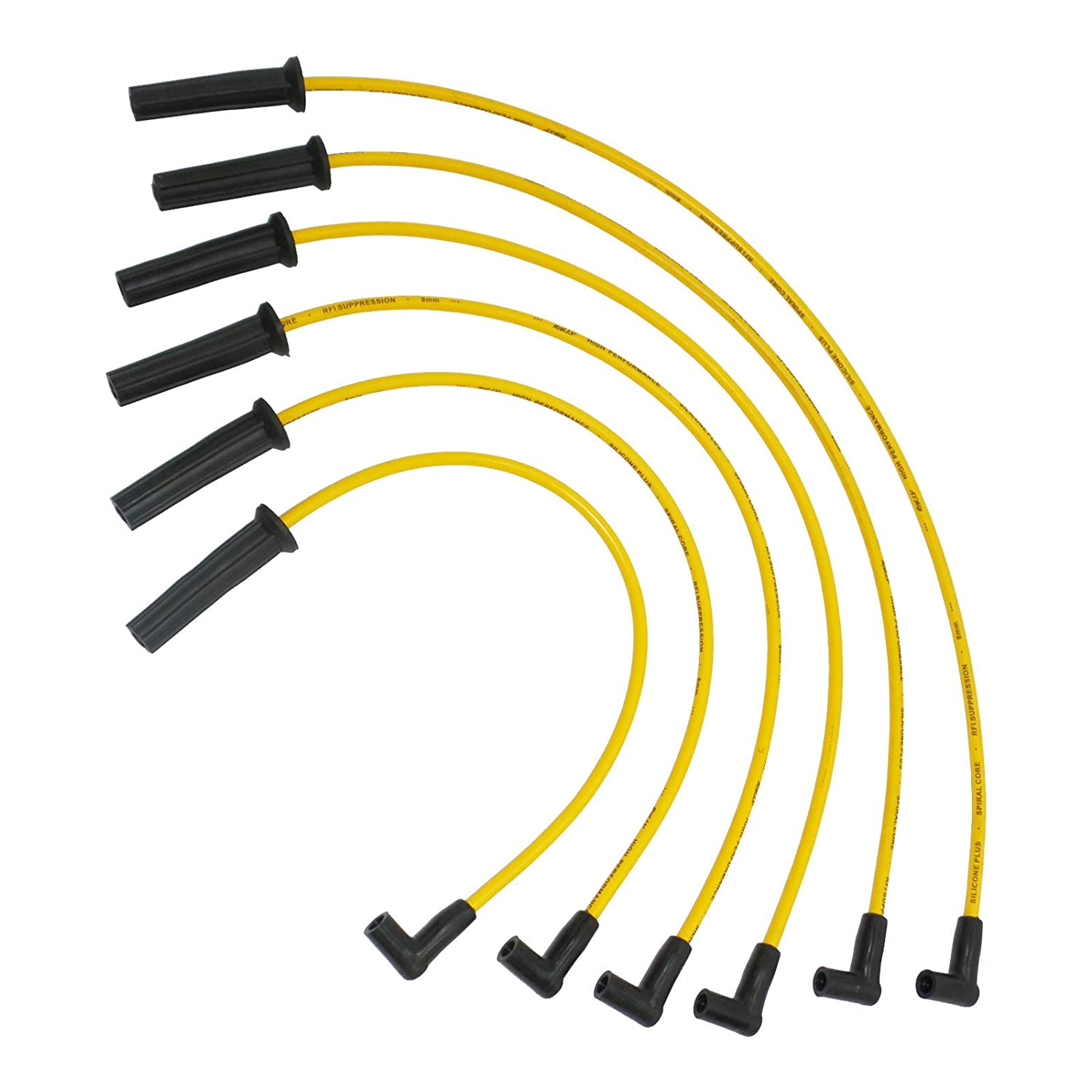 468 NEW SPARK PLUG WIRE SET 7667 FOR ENGINE 231 3.8L