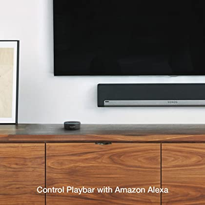 Sonos PLAYBAR TV Soundbar/ Wireless Streaming TV and Music Speaker. Works with Alexa.