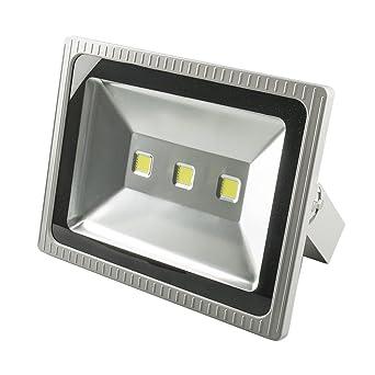 150 W 200 W 300 W Proyector LED lámpara foco lámpara blanco frío ...