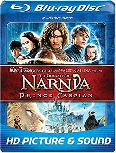 Cover Image for 'Chronicles of Narnia: Prince Caspian , The'