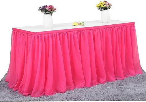 6ft Mantel de mesa para fiestas, banquetes de boda, decoración del ...
