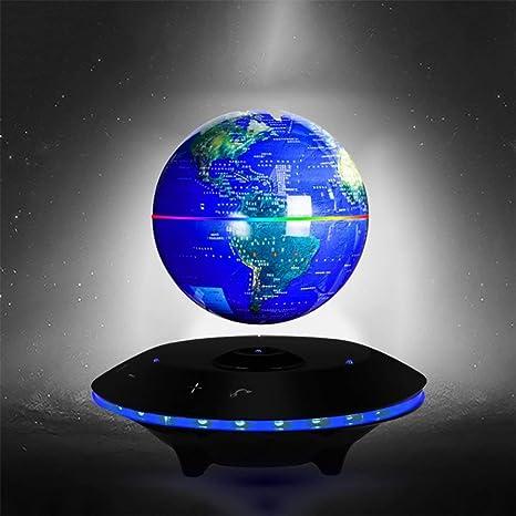 Bola magnética flotante de la levitación magnética del globo ...
