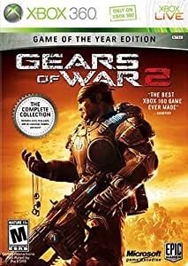 Gears of War 2 (Game of the Year Edition) - Xbox 360