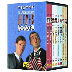 Jeeves & Wooster - The Complete Series (1990)