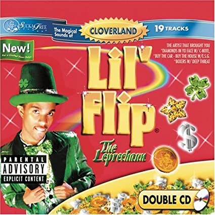 The Leprechaun (with Bonus CD) by Lil' Flip
