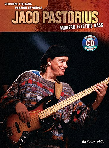 Descargar Libro Modern Electric Bass+cd It/sp Pastorius Jaco
