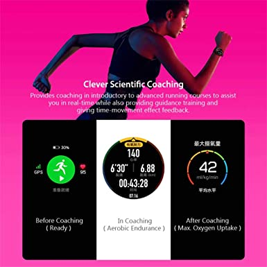 Reloj Inteligente WOZOW para Huawei Honor Magic, Pantalla de ...