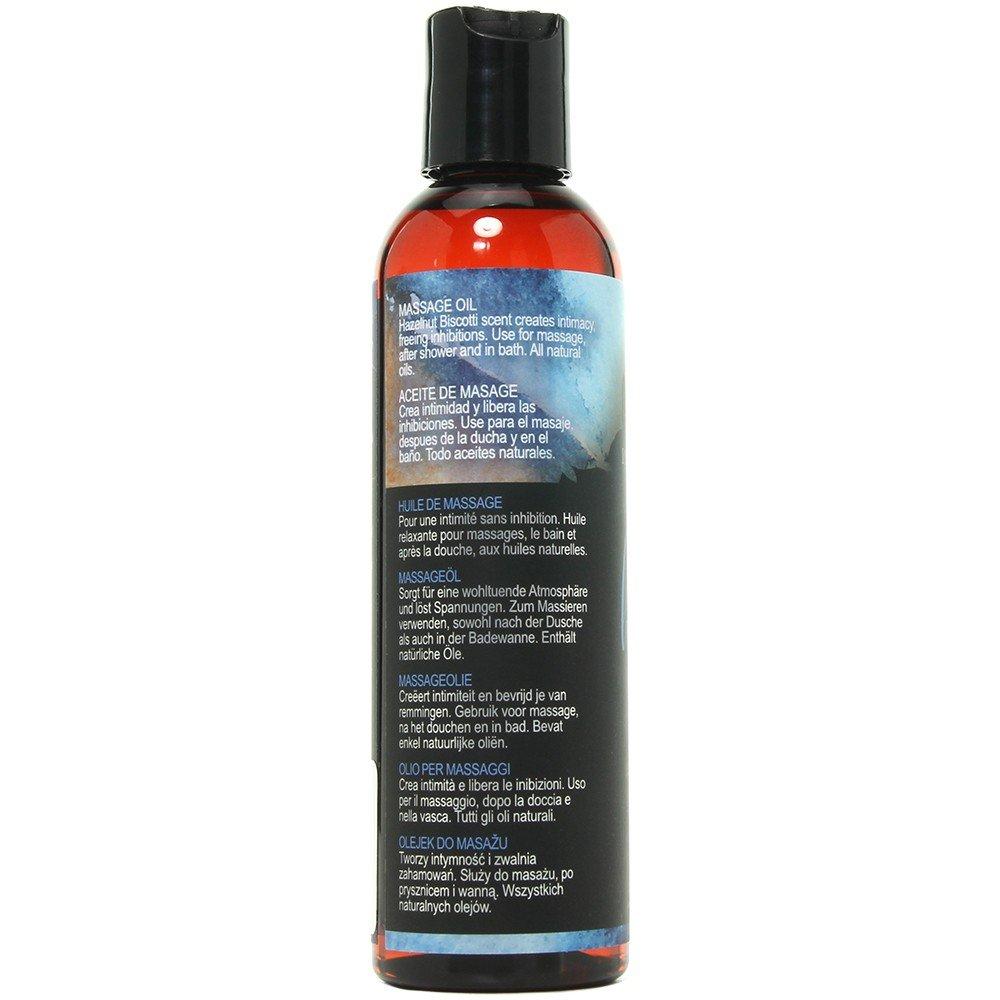 Intimate Earth Heaven Hazelnut Biscotti Massage Oil 8oz by Intimate Earth (Image #2)
