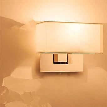SISANLAI Lampe de Mur Haut Bas applique murale Tête de lit Chambre à ...