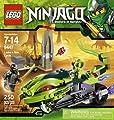 Lego Ninjago 9447 Lashas Bite Cycle from LEGO