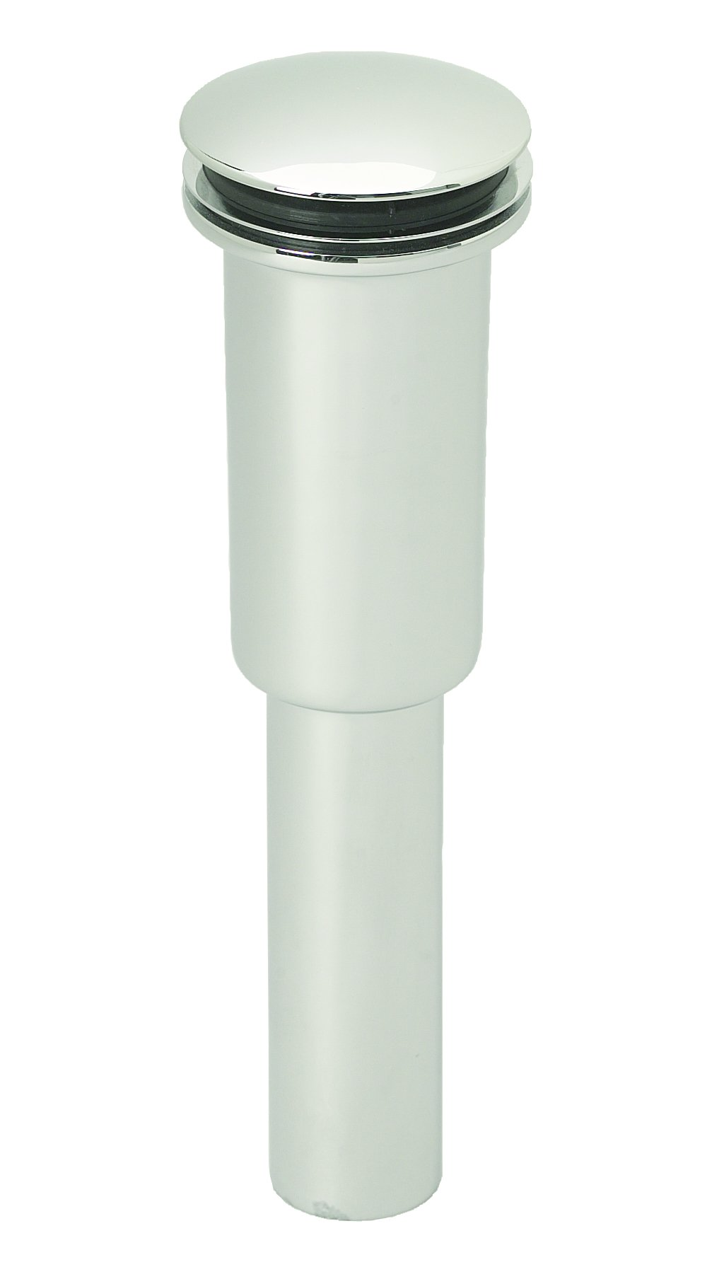 Westbrass R410E-05 Umbrella Universal Lavatory Drain, Polished Nickel