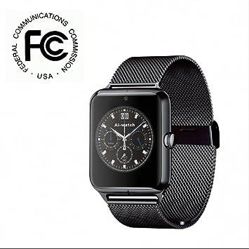 Smartwatch Relojes Deportivo Relojes Inteligentes,contador de calorías,Alarma sedentaria,Actividad Tracker,