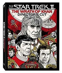 Star Trek 2: L'ira di Khan - Director's Cut (Blu-Ray) [Italia] [Blu-ray]
