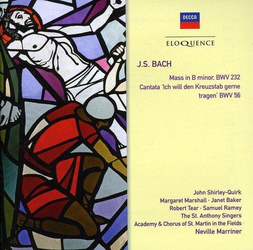 Bach: Mass in B Minor BWV 232 / Cantata BWV 56 Ich will den Kreuzstab gerne tragen