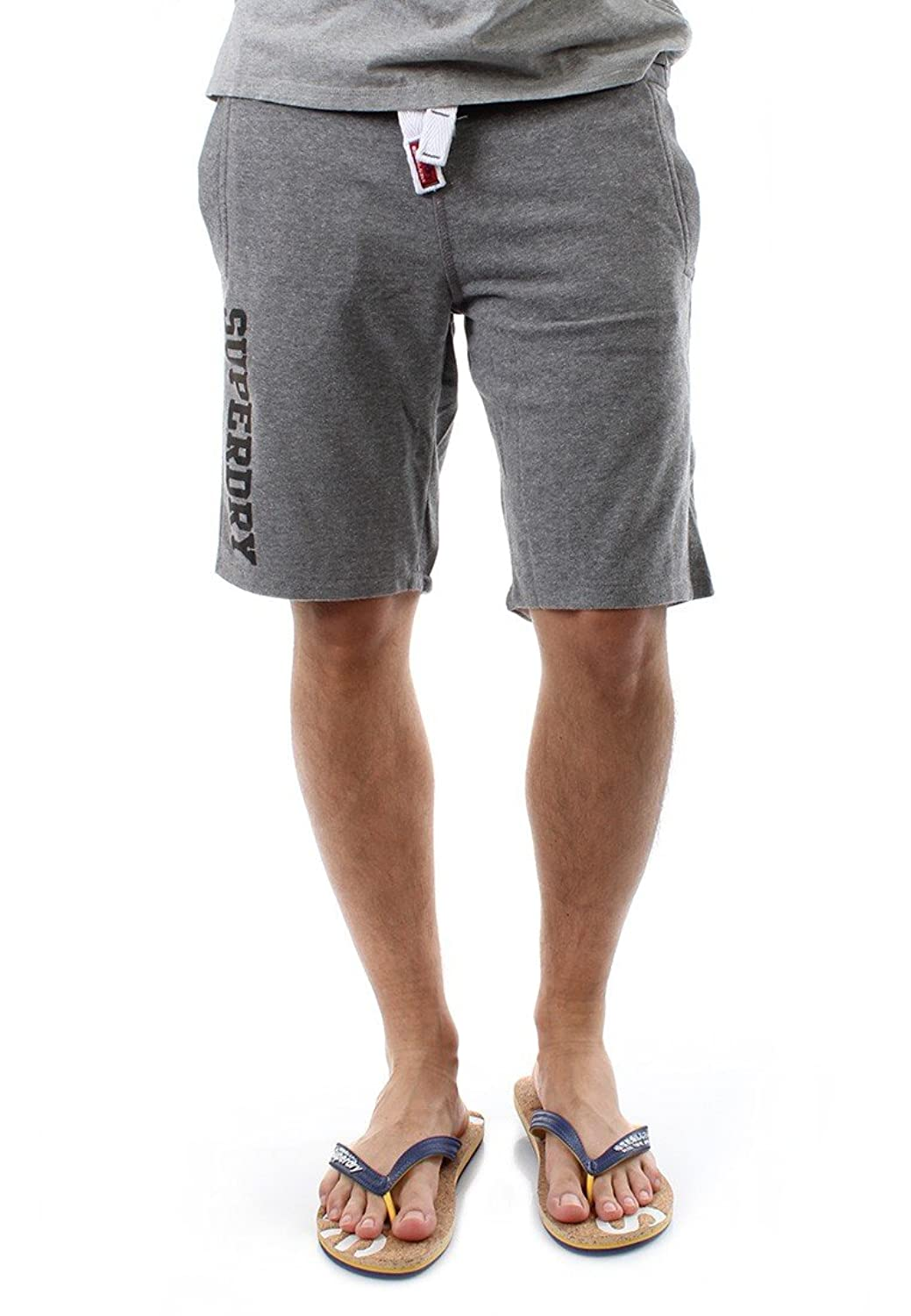 Superdry Shorts Men SUPERDRY LITE SHORT Dark Marl