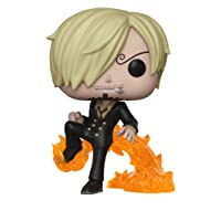 Funko Pop Collectible Figure Animation: One Piece-Sanji Fishman, Multicolor