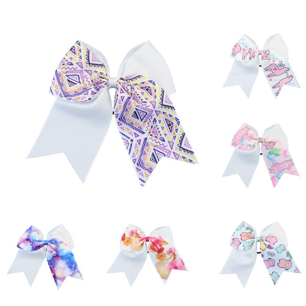 Yeshai3369 - Corbata de pelo con lazo para niños y niñas, color al ...