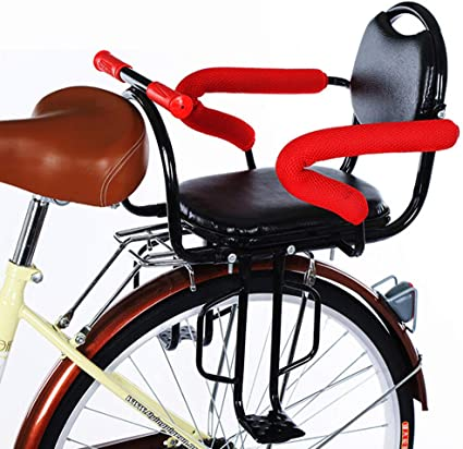 Bicycle Bike Front Seats Safety Stable Baby Child Kids Chair Carrier Sport Seat