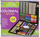Loew Cornell Colossal Art Kit, 315-Count