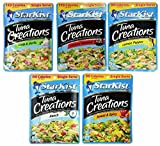 Starkist Tuna Creations Variety Pack, 2.6-Ounce Pouch, 5 Flavors, 3 Pouches of Each Flavor, 15 Pouches Total