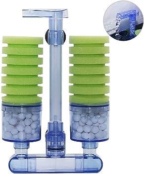 UPETTOOLS Aquarium Biochemical Sponge Filter