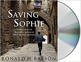 Saving Sophie (Liam Taggart and Catherine Lockhart)