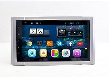 "znystar Android 9 ""pantalla tÁctil HD Autoradio GPS Car Stereo Radio de coche GPS"