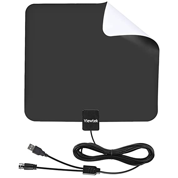 Review HDTV Antenna- VIEWTEK Amplified