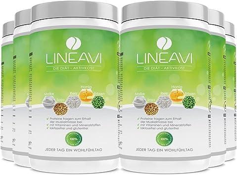 LINEAVI Alimento Dietético Activo, sustitutivos de comida por la ...