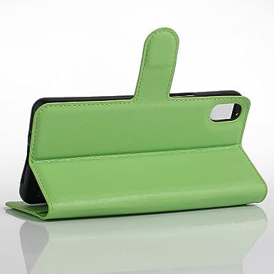Amazon.com: Nadakin BQ Aquaris X5 Plus Phone Case Premium ...