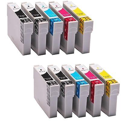 equivalente de tinta para impresoras Epson Stylus Office BX ...