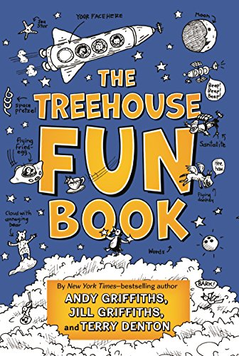 The Treehouse Fun Book (The Treehouse Books) from SQUARE FISH