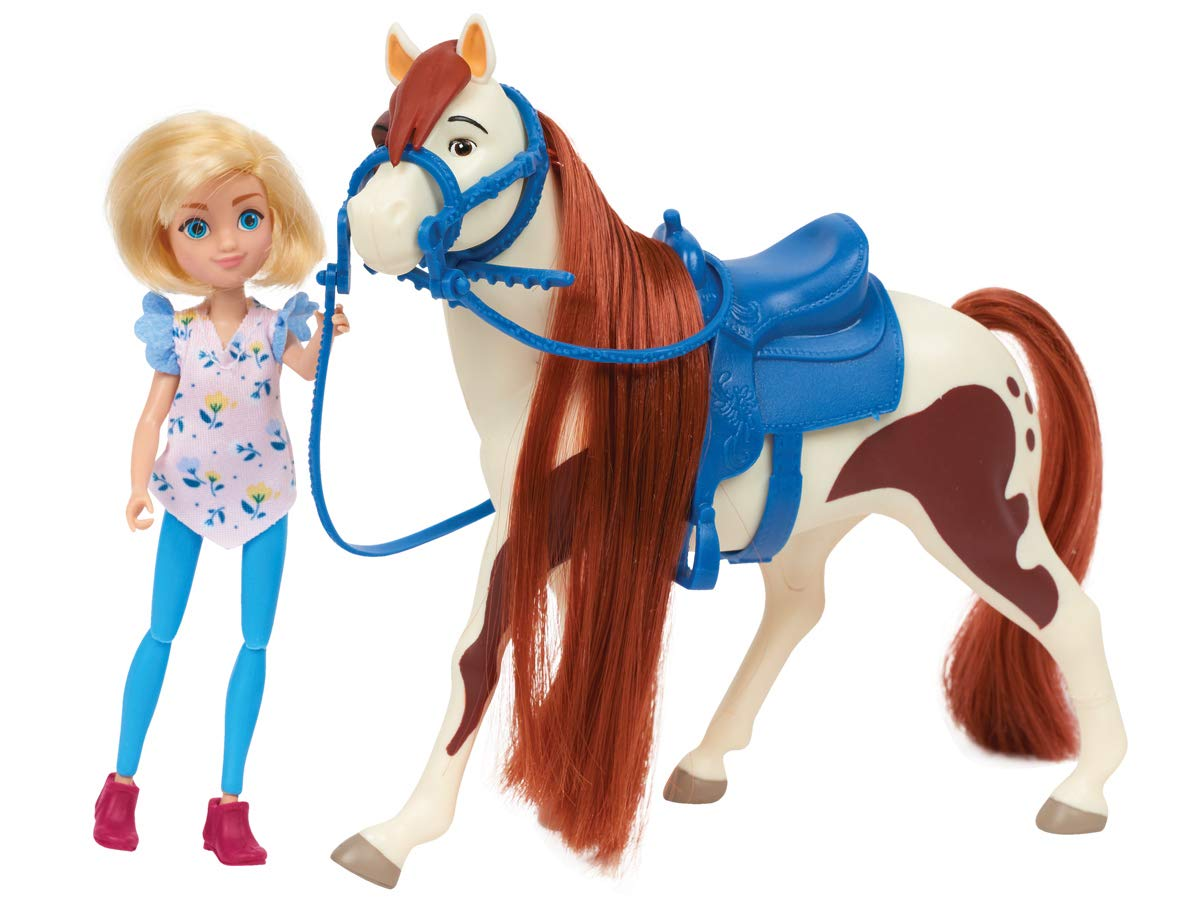 Nylon//A JP Spirit JPL39239 Spirit Kleine Puppe /& Classic Pferde-Abigail und Boomerang