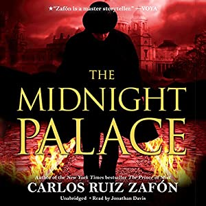 The Midnight Palace Audiobook