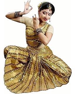 666a64d8c4b54 Amazon.com : Bharatanatyam Costume : Everything Else