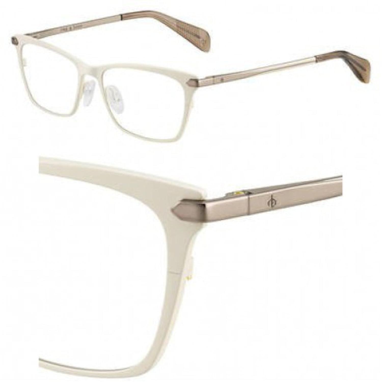 Eyeglasses Rag /& Bone Rnb 3007 07QG Sdbw Yellow Ff