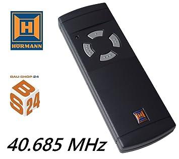 hormann garage door openerHormann Grey Button Remote Control 40685 MHz HS 4 Hand