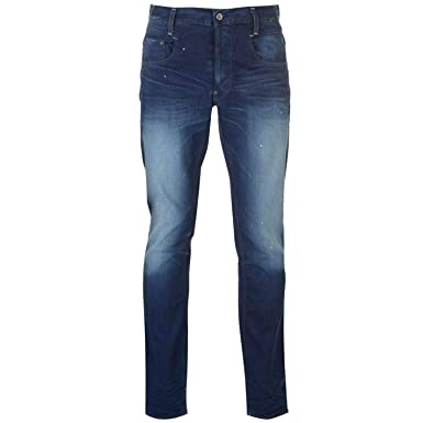 2ba89102d56 G-Star raw mens new radar slim jeans art 50740 trousers (waist 31 leg