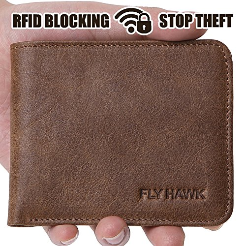 FlyHawk Best Classic Mens Credit Card Id - Usa Genuine Wallet Shopping Results